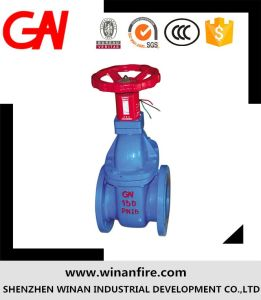 High Quality Fire Signal Gate Valve for Water Flow Control pictures & photos