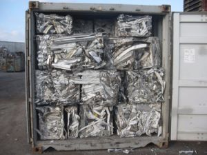 Aluminum Wire Scrap From Electric Wire and Cable pictures & photos