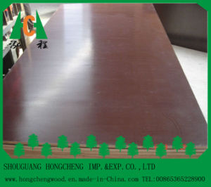 Black/Brown Film Faced Plywood Uesd for Building Industry pictures & photos