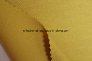 Ponte-Roma Twill 40sr/N/Sp 57/35/8, 340GSM Knit Fabric for Lady′s Garment pictures & photos