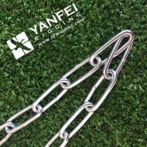 Stainless Steel Long Link Chain with DIN763 pictures & photos