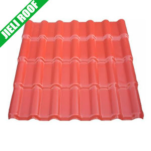 Asa PVC Roofing Tile pictures & photos