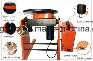 Ce Certified Welding Positioner/Welding Table /Turning Rolls/Welding Rotators pictures & photos