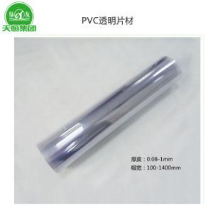Glass Clear Rigid Taiwan Material Plastic Sheet PVC