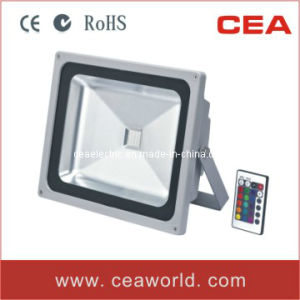 50W RGB LED Lighting LED Flood Light with Remote Controll RGB Lighting pictures & photos