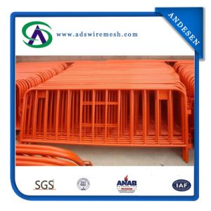 Pedestrian Barrier/Crowd Control Fence (ISO9001: 2008) pictures & photos