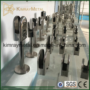 Stainless Steel Glass Clamp in Balustrade Fitting pictures & photos