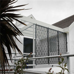 High Quality Perforated Metal for Balcony pictures & photos
