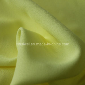 100% Polyester Linen Imitation for Garment pictures & photos