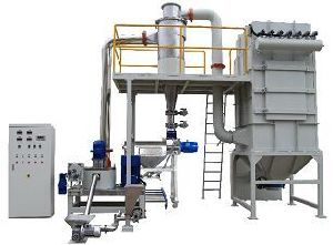 150kg/H Grinding System for Powder Coatings pictures & photos