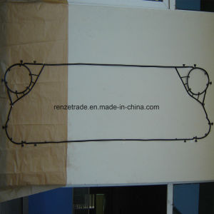 Supply Rubber Gasket Flow Channel Gaskets for Plate Heat Exchanger Apparatus pictures & photos