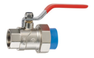 New PPR Water Supply Fittings Series Copper Female Ball Valve pictures & photos