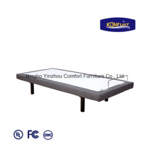 Head & Foot up Down Home Furniture 200b Massage Electric Adjustable Home Bed pictures & photos