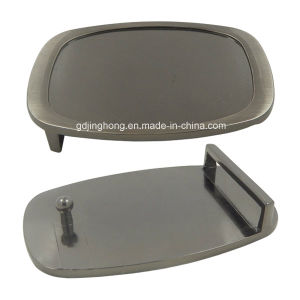 Zinc Alloy Diecasting Blank Belt Buckle pictures & photos