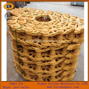Construction Machinery Tractor Caterpillar Cat312 Undercarriage Track Chain Spare Parts pictures & photos
