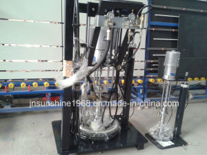 Two Bicomponent Silicone Extruder Machine, Silicone Sealant Spreading Machine pictures & photos