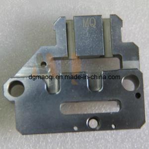 CNC Wire-Cut EDM Machine Parts for OEM Steel CNC Machining Parts (MQ140) pictures & photos