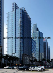 Customized High Quality Glass Curtain Wall pictures & photos