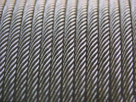 High Quality Galvanized and Ungalvanized Steel Wire Rope pictures & photos
