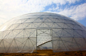 Tunnel Film Greenhouse Growing Dome Greenhouse pictures & photos