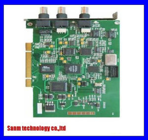 PCB OEM PCBA Assembly Service Mi, DIP, Wave Solder, Manual Solder, Ai, Testing pictures & photos