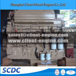 Construction Equipment Use Cummins Kta19-C675 Diesel Engine pictures & photos
