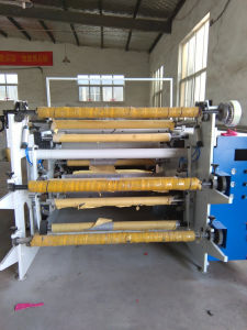 No Line Rotary Bar Aluminum Foil Tape Coating Machine pictures & photos