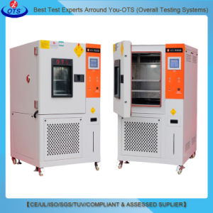 Laboratory Temperature Humidity Test Machine of Environmental Climate Chamber pictures & photos
