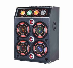 Professional Bluetooth DJ Speaker System 6004 pictures & photos