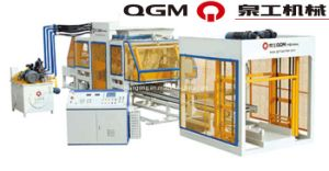 Automatic Concrete Block Production Line pictures & photos