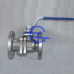 High Platform Ball Valves