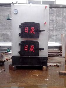 Coal Fired Hot Blast Stove Heating System for Agriculture