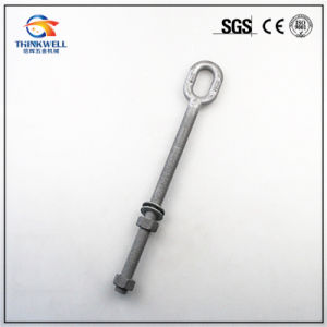 Pole Line Hardware Helix Galvanized Screw Anchor Rod pictures & photos