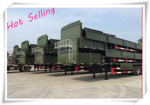 2016 New Discount Price Cargo Semi Trailer / Stake Semi Trailer pictures & photos