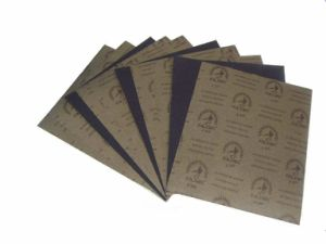 Different Size Waterproof Sanding Paper pictures & photos