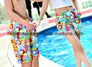 Sweethearts Shorts Couples Clothing, Board Shorts for Lover pictures & photos