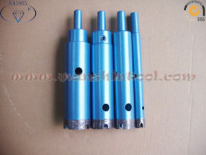 3 Sided Diamond Drill Bit for Granite pictures & photos