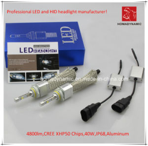 LED Headlight 9006 4800lm CREE Chip pictures & photos