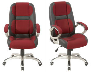 Fancy Middle Back Swivel PU Office Chair (LDG-998) pictures & photos