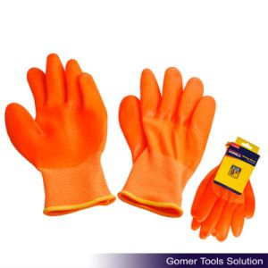 PVC Full Coated Gardening Work Work Glove pictures & photos