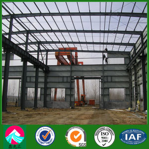 Painted Steel Structure Workshop / Warehouse Construction (XGZ-SSW 186) pictures & photos