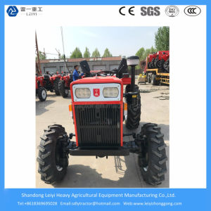 40HP 4WD Weifang Mini Farming/Agricultural/Lawn/Garden/Diesel Tractor with Farm Machinery pictures & photos