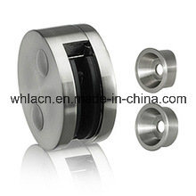 Stainless Steel Staircase Balustrade Balcony Glass Clamp (Steel Casting) pictures & photos