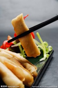 Spring Rolls with Brc pictures & photos