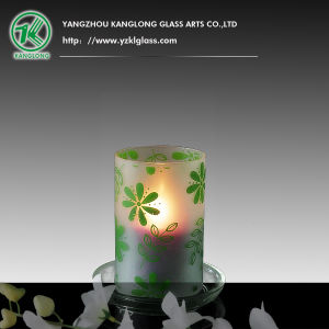 Glass Candle Votive (9X9X14CM) pictures & photos