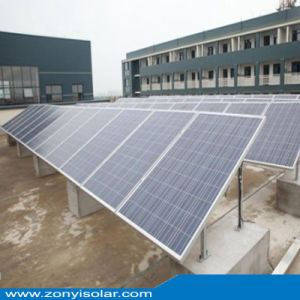 Solar Panels 150W/18V Polycrystalline Mainly Use for off-Grid Solar Power System pictures & photos