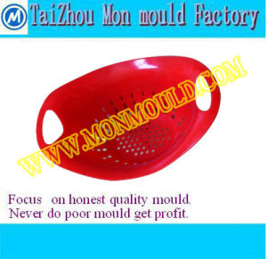 Plastic Kitchen Use Mold/Plastic Rice/Vegetable Wash Container Mould