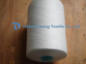 100% Polyester Spun Yarn Recycled Ne 27/1