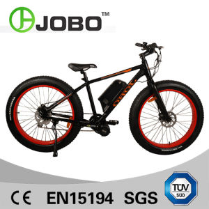 26′*4.0 Kenda Brand Fat Tyre Electric MID-Motor Bike pictures & photos