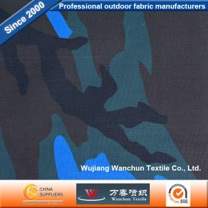 600d Oxford PVC/PU Camouflage Printing Military Polyester Fabric pictures & photos